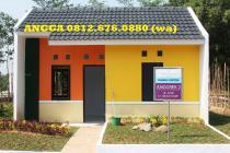 Rumah Subsidi Tanpa DP dekat Stasiun MAJA | 08126760880