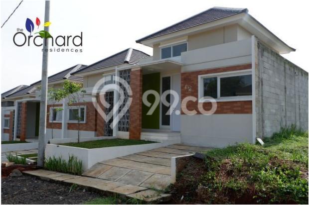 TOP Residence KPR TANPA DP, Bebas Biaya Administrasi 17267092