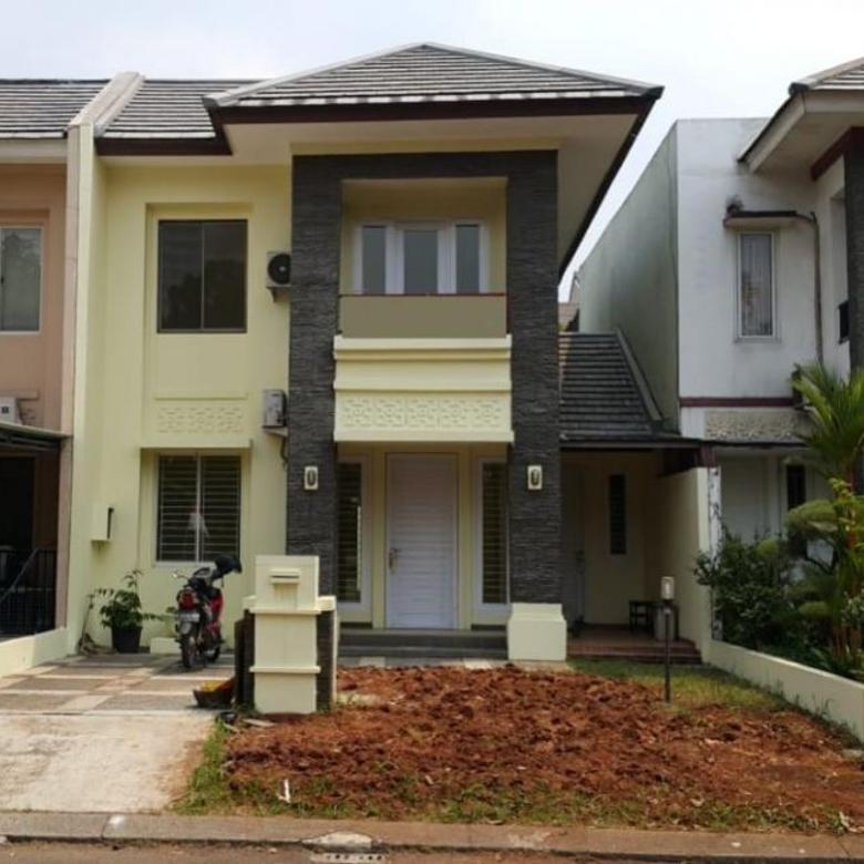 For SALE Rumah 2 Lantai Murah di Alam Sutera