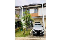 Rumah Cantik Konsep Jepang Kireina Park, Nusaloka BSD-Tangsel, BSD, Tangerang