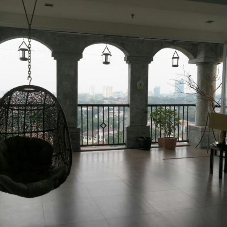 For RENT 3BR Apartemen Bukit GOLF Pondok Indah