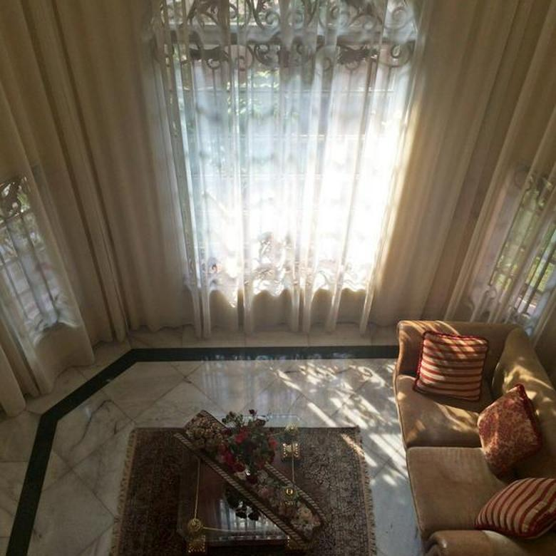 Homey and Cozy Big House For Sell at Lebak Bulus