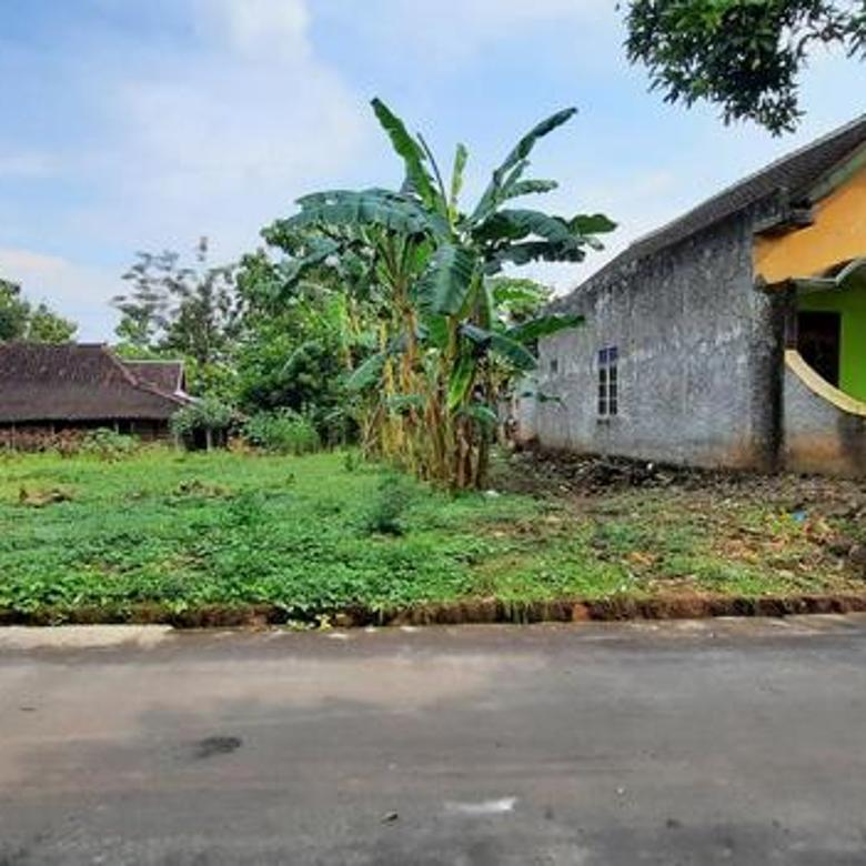 Tanah pekarangan prospektif cocok untuk hunian dekat pasar nogosari