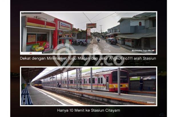 Hunian Nyaman, Harga Terjangkau di Lalui Angkot dekat Stasiun 12398569