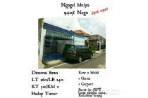 Rumah Murah Ngagel Mulyo Surabaya Nego