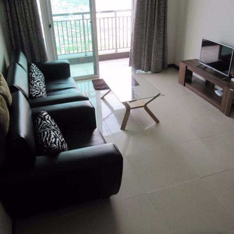 Disewakan murah Condominium Green Bay Kondisi Full Furnish 2 BR uk 82.81