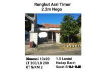 Rumah Rungkut Asri Timur Surabaya Siap Huni Nego
