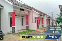 Tanpa Dp Punya Rumah Cluster Minimalis modern Dekat Stasiun