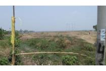 Tanah dijual lokasi strategis di Karawang barat bekasi