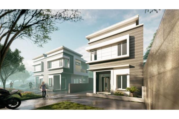 Rp844jt Rumah Dijual