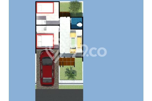Rumah Dijual KPR tanpa bunga daerah ciseeng , bogor | SVS03 15660388
