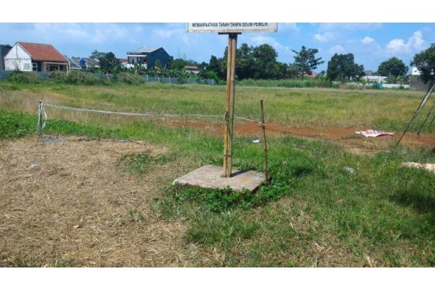 Rp288trily Tanah Dijual