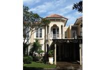 Rumah Semi Furnished Di Latinos BSD