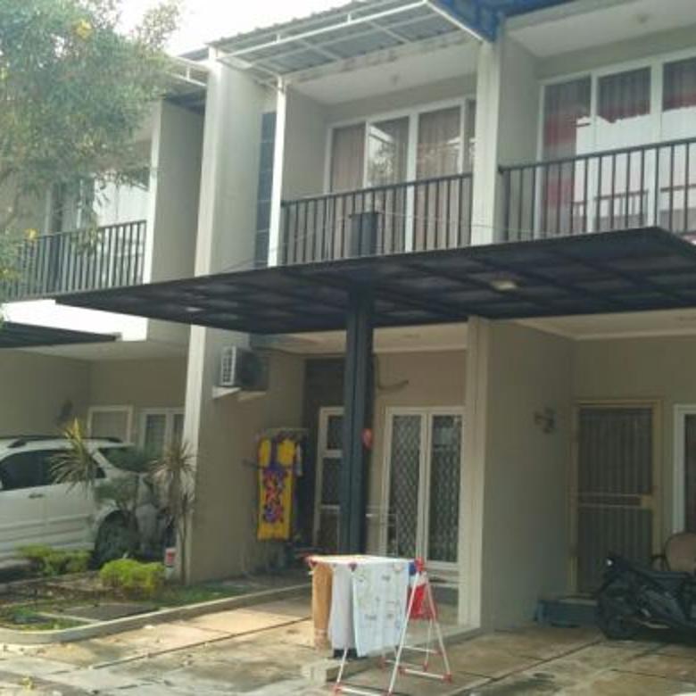 Cluster Tangmansion Rumah 2 lantai siap huni
