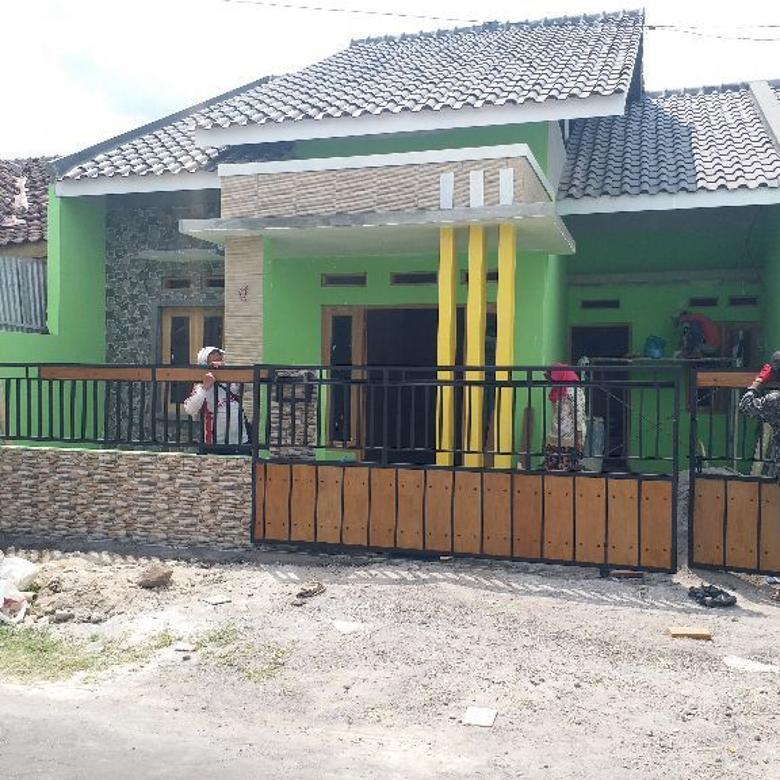 Rumah Baru Cantik Tepi Jalan Utama  Ready Stock
