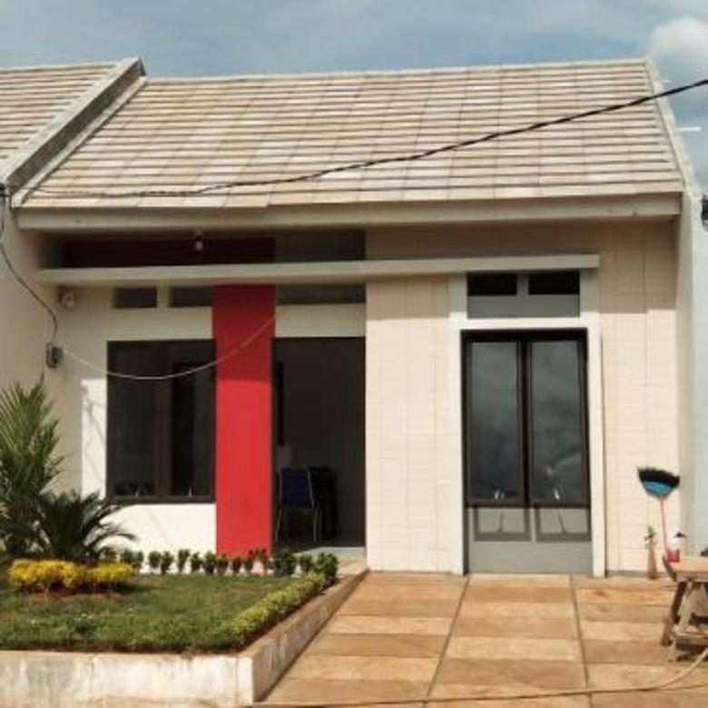 Dijual Rumah 2 KT Double Dinding Citra Elok Jonggol Bogor