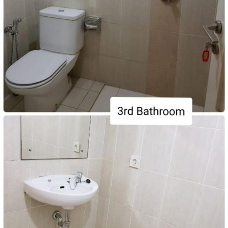 Disewa Rumah di Puri Mansion Uk.10x15 sudah full renov lt.1 &