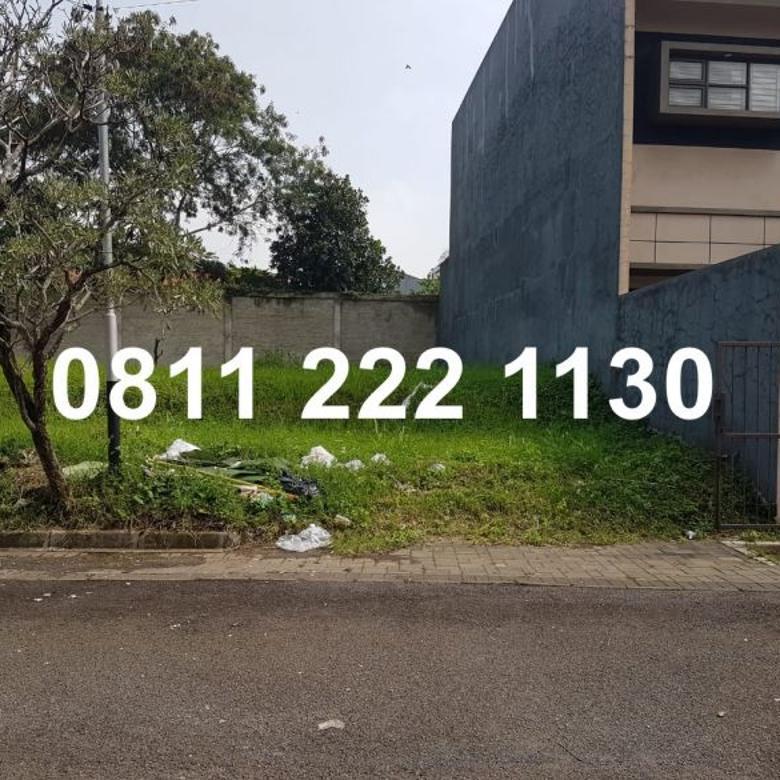 Tanah Siap Bangun, Setraduta Sepang, Kotak 7x25, Hadap Selatan.