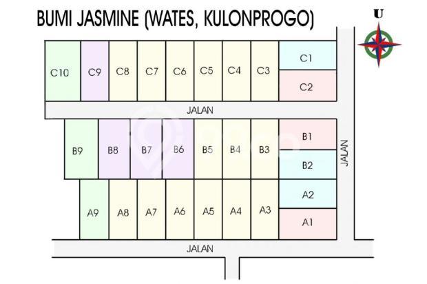 Kapling Siluwok Wates, Cicilan 12 X Bebas Bunga 17266826