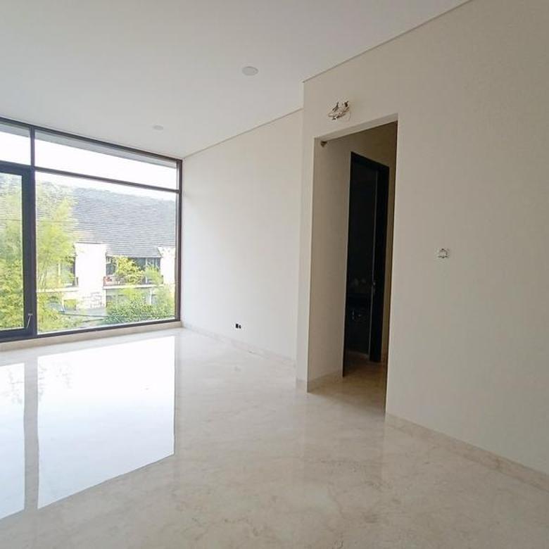 HOUSE FOR SALE] Rumah 3 Lantai di Bangka Area