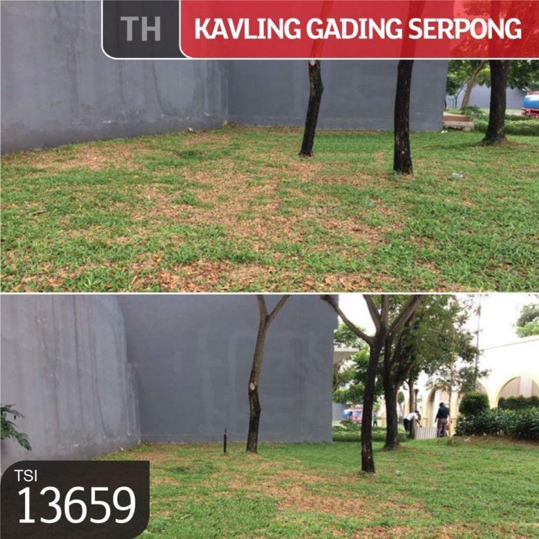 Kavling Gading Serpong, Cluster Trimezia, Tangerang, 12x15m, P