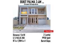 Rumah Baru Bukit Palma Benowo Surabaya Barat dtk Northwest