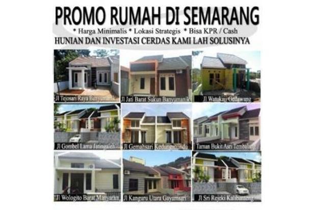 Rumah Murah,Minimalis,Bebas Banjir,Longsor Depan PLN,Pasar Jatingaleh 7609227