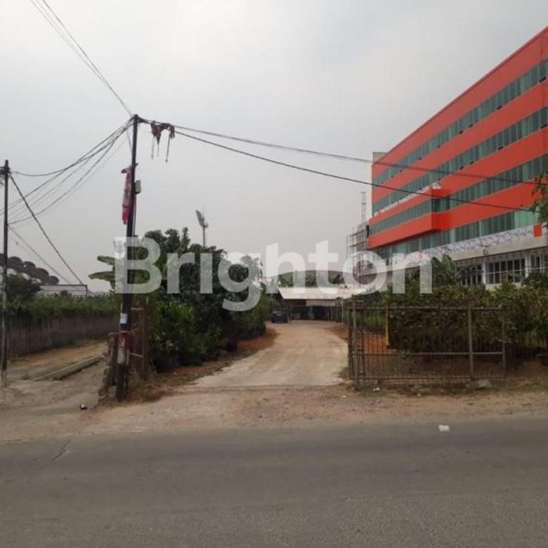 Tanah Dijual Tangerang