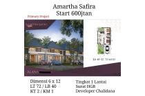 Dijual Rumah Baru Amartha Safira start 600jutaan Sidoarjo