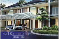 RUMAH 2 LANTAI BRAND NEW LEBAR 8 CLUSTER MISSISSIPPI 3+1KT/3+1KM – JAKARTA