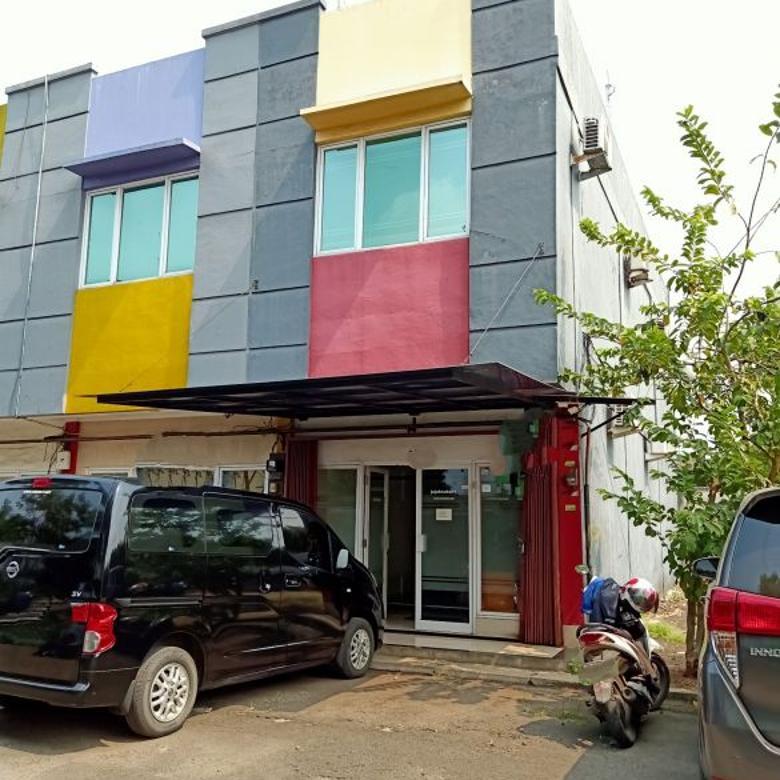 Dijual segera ruko 2 lantai siap pakai di kota Tangerang