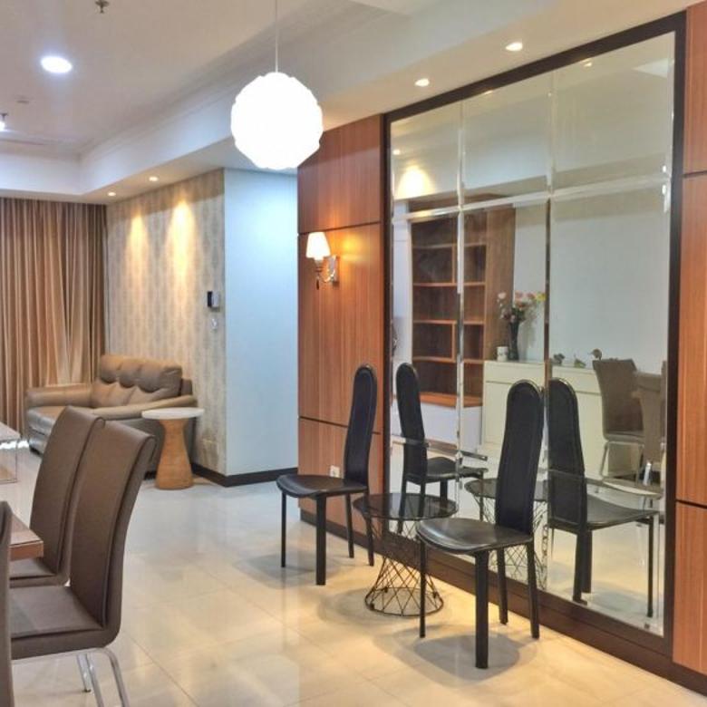 Disewakan Apartement Casa Grande Residence Phase II 3+1BR
