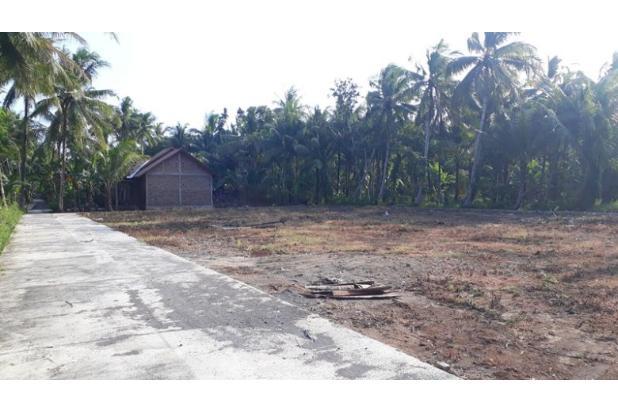 Rp341jt Tanah Dijual