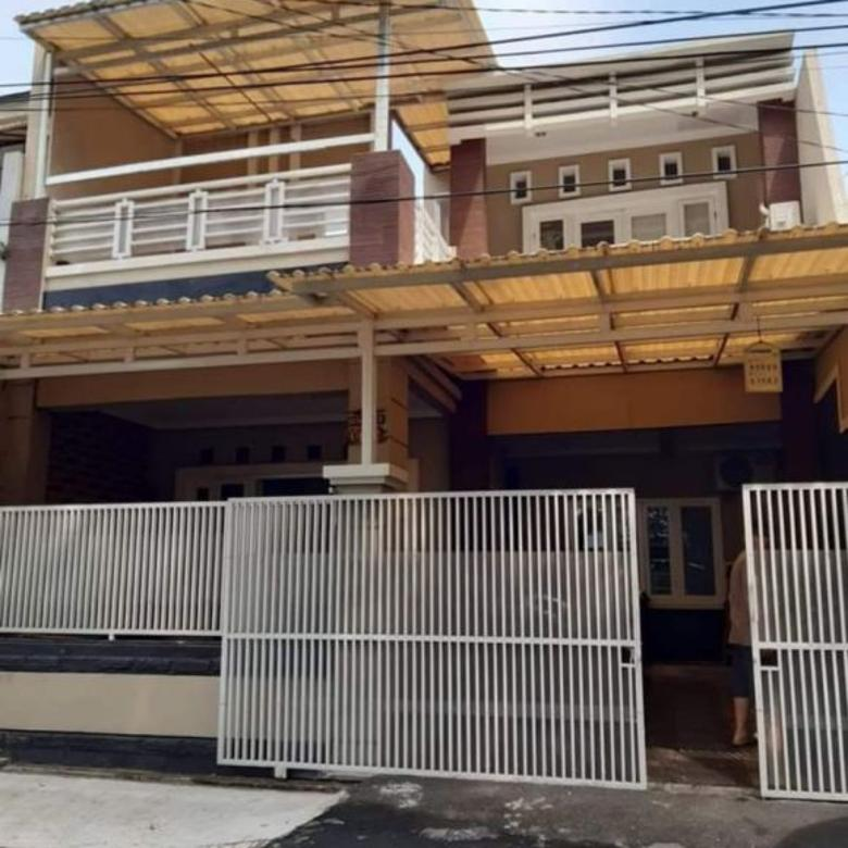 Rumah 2 Lt Minimimalis, BSD, Serpong, Tangsel - 5 Kamar.