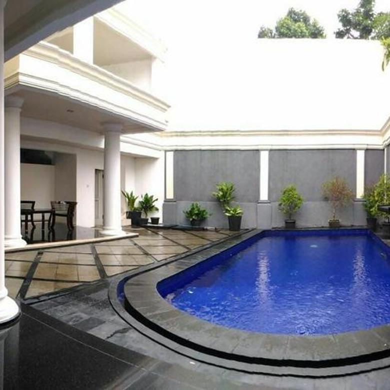 Rumah Mewah di Kawasan Elit Latuharhary Menteng, Jakarta Pusat ~ Siap Huni