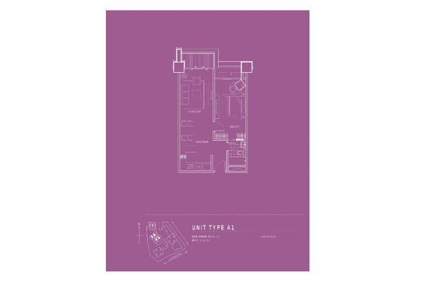 Rp7,88mily Apartemen Dijual