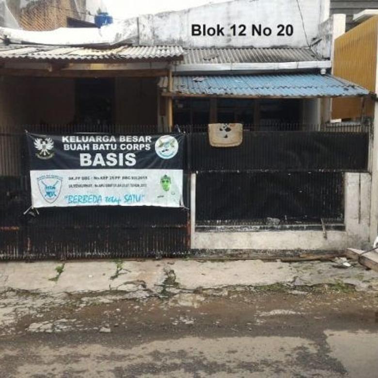 Rumah ( Perumnas ) blok. 12 Sarijadi Bandung Jawa Barat