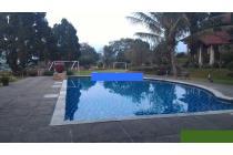 Dijual Villa Mewah di Citeko Puncak untuk peristirahatan keluarga besar