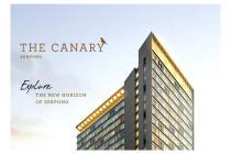 The Canary BSD Serpong Tangerang dekat Aeon mall