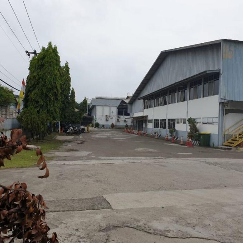 Ex Pabrik siap pakai, Gunung putri,Strategis