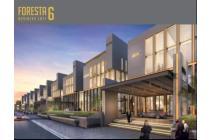 Tempat usaha di pusat CBD BSD : Foresta Business Loft 6