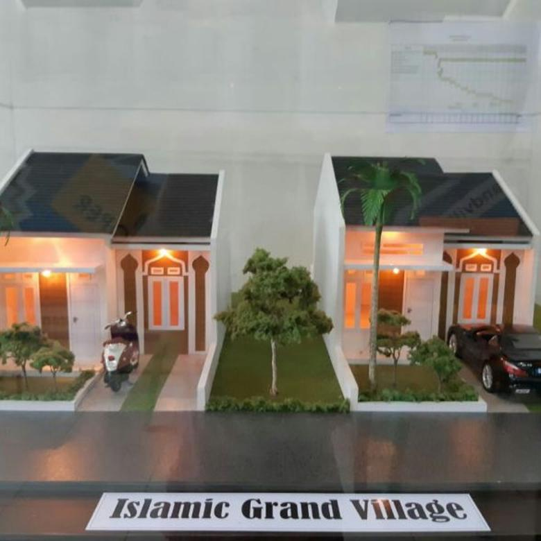 Islamic Gran village Kaliisuren
