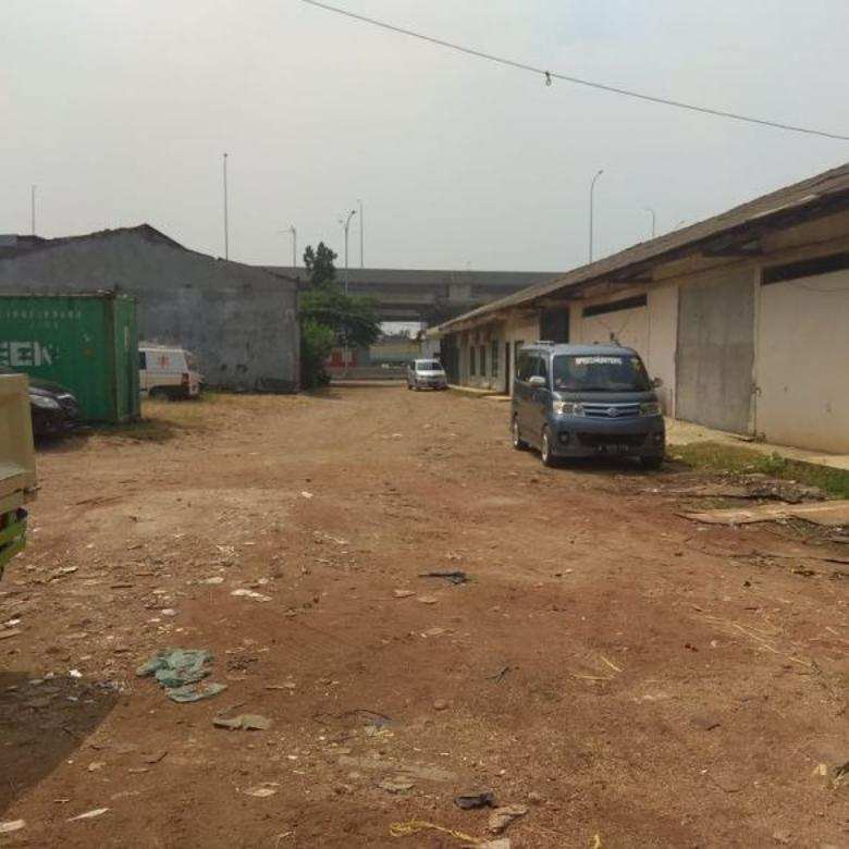Tanah di Pondok Kelapa Kalimalang pinggir jalan Jakarta Timur