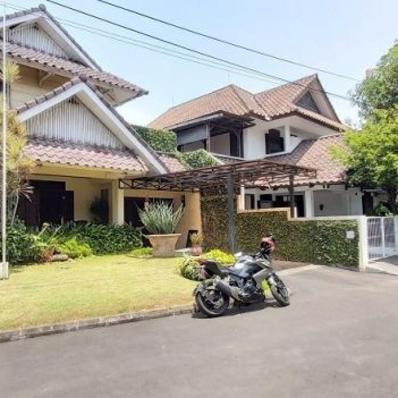 Rumah Dijual di Cipete, Jakarta Selatan, Dalam Cluster, SHM