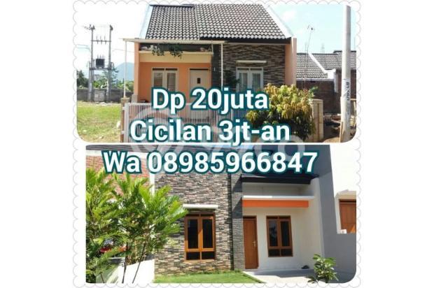 Jual Rumah di Cileunyi Cinunuk, Cicilan 3jt, Bebas Banjir, Dekat Jalan 12396823