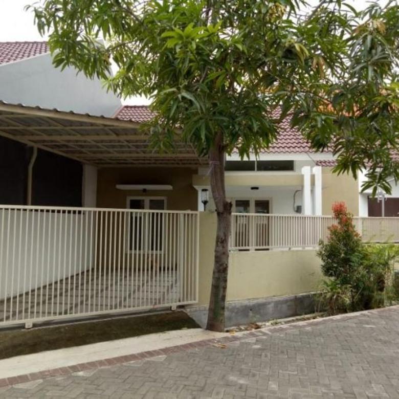Rumah Baru Di Bumi Citra Fajar, Sidoarjo Jawa Timur