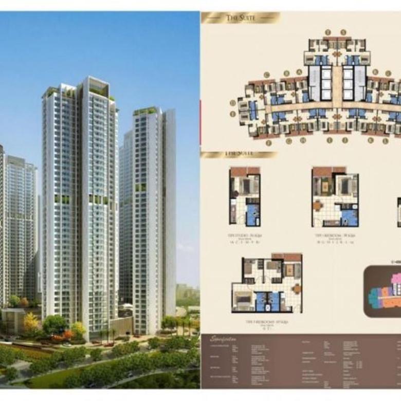 Apartemen Taman Anggrek Residences Type Studio