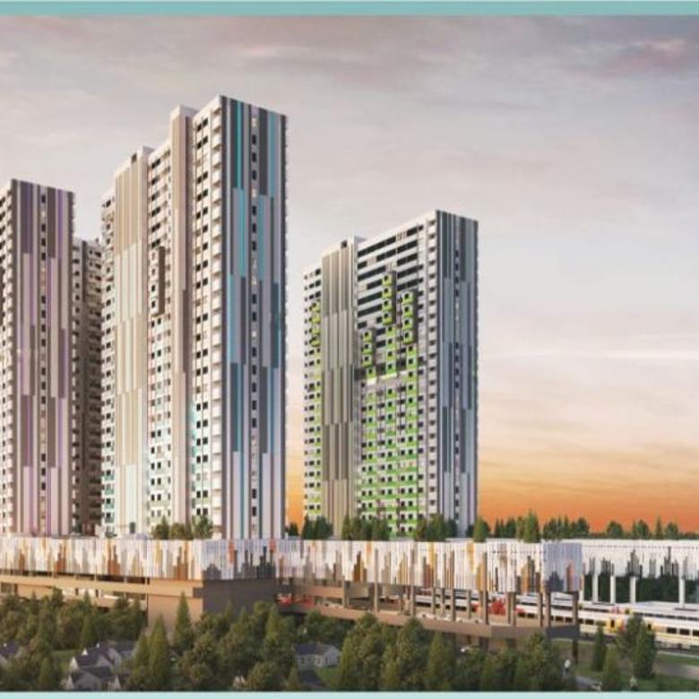 Promo Apartemen Cisauk Point, Apartemen LRT City Dekat BSD