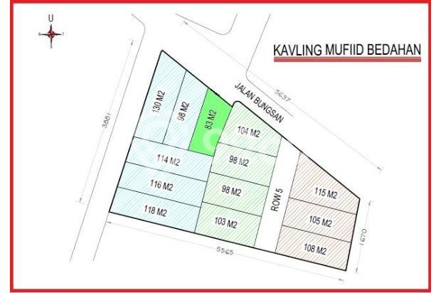 Korting 100 Jt di Kaveling Taman Permata Sawangan 16226980