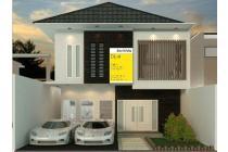 Rumah new modern minimalis di Citraland